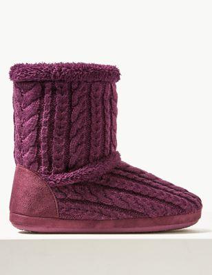 Woman Choice Flat Shoes Develop 09 - Sepatu Balet - Multicolor. Source · Cable Knit