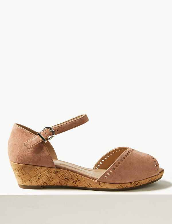28325dee966 Womens Wide Fit Shoes & Boots| M&S