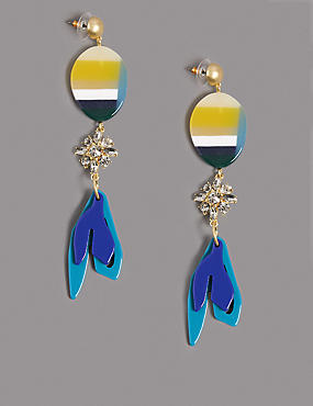 Razzle Dazzle Drop Earrings