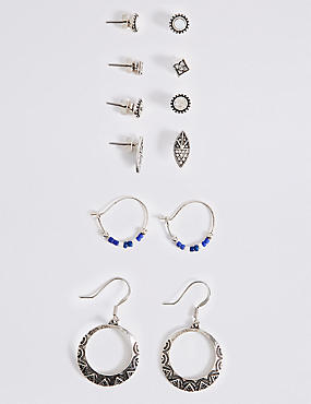 Multi Pack Earrings Set
