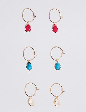 Spirit Multi Pack Drop Earrings