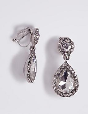 Bling Drop Earrings