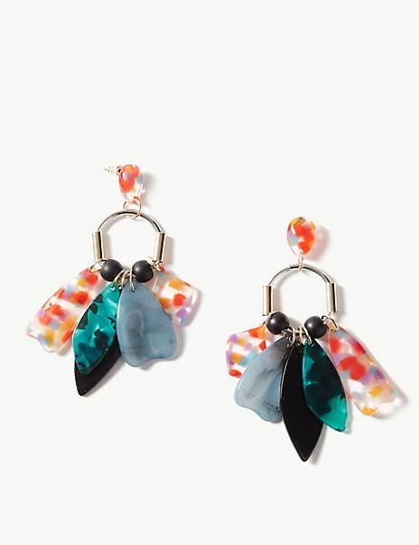Carnival Drop Earrings