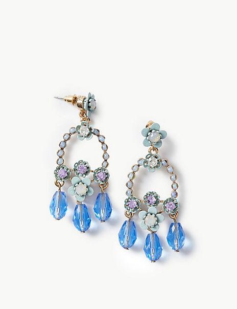 Lavish Drop Earrings