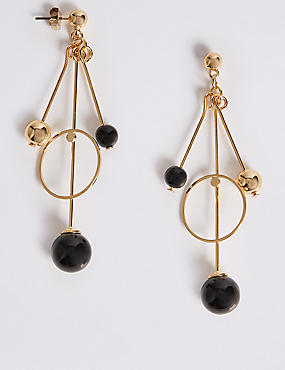 Stick Ball Mix Up Earrings