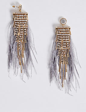 Glitz Drop Earrings