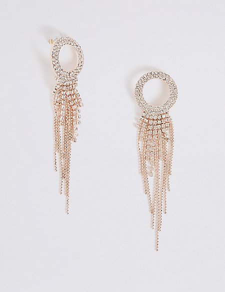 Show Stopper Drop Earrings