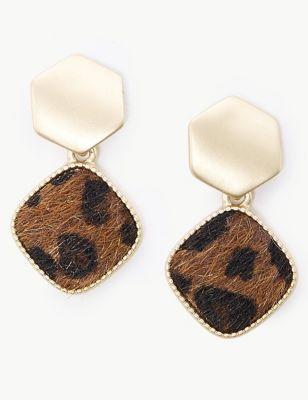 Mini Diamond Drop Earrings by Marks & Spencer