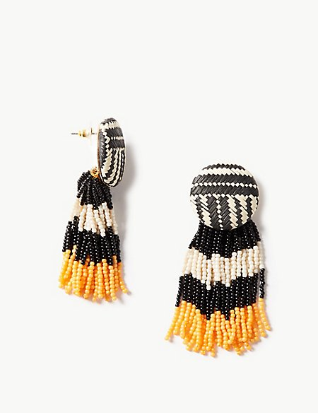 Colour Pop Drop Earrings