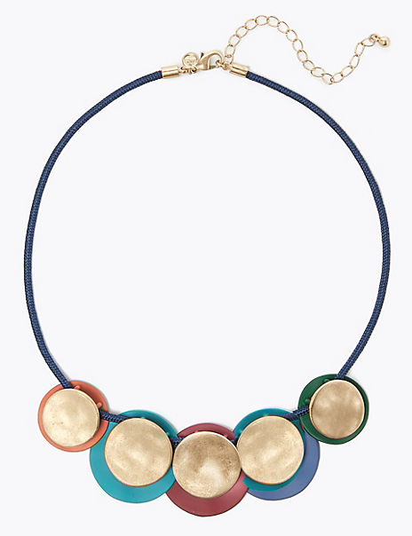 Wave Collar Necklace