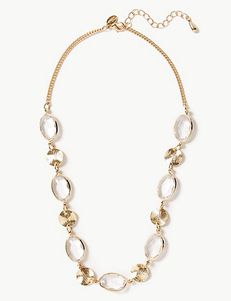 Gold Plated Sparkle Necklace