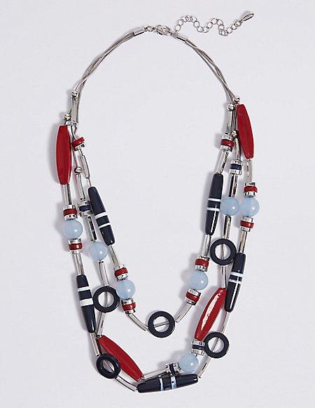 Horizon Multi Collar Necklace