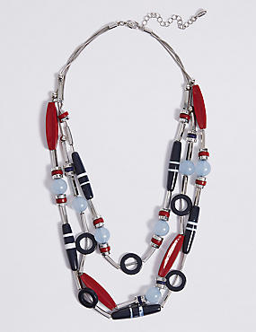 Horizon Multi Collar Necklace