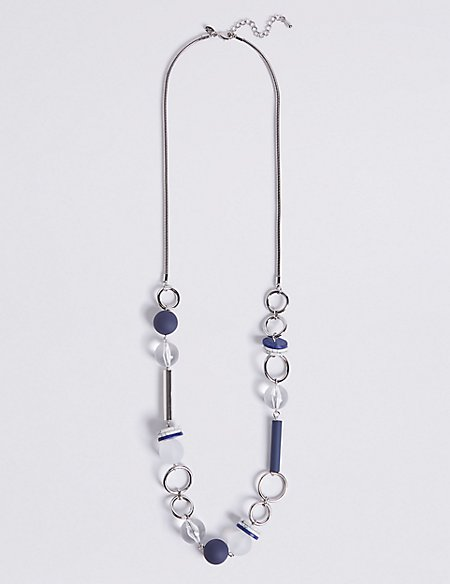 Mix-Up Shapes Necklace