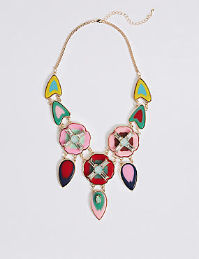 Vibrant Colour Necklace