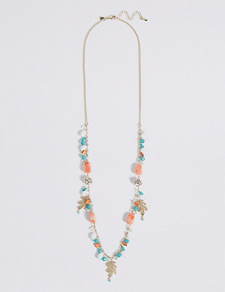 Mixed Treasure Necklace