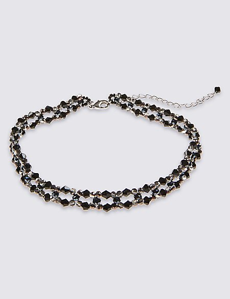 Lattice Choker Necklace