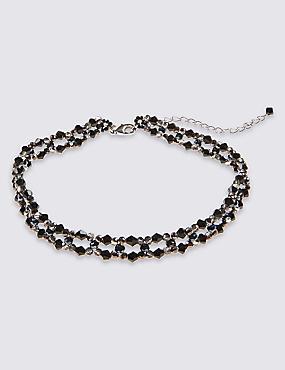Lattice Choker Necklace