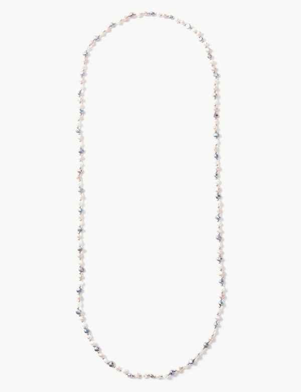 8479da4c3c Fresh Water Rope Necklace