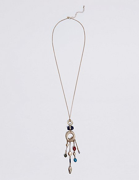 Hypnotic Charms Necklace