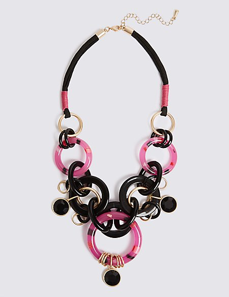 Ring Collar Necklace