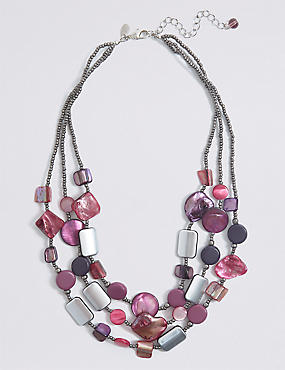 Shell Multi Necklace