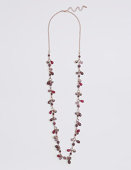 Shaker Beads Necklace