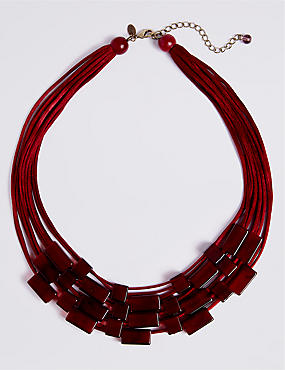 Connect Tube Necklace