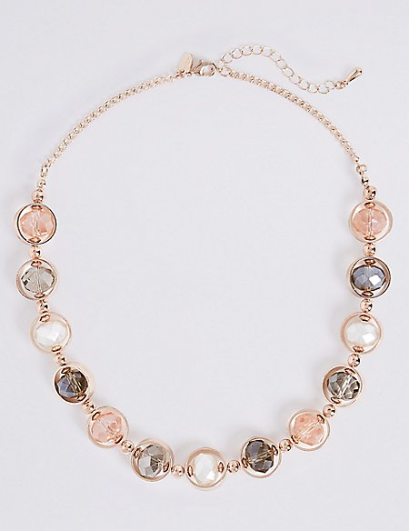 Rings Collar Necklace