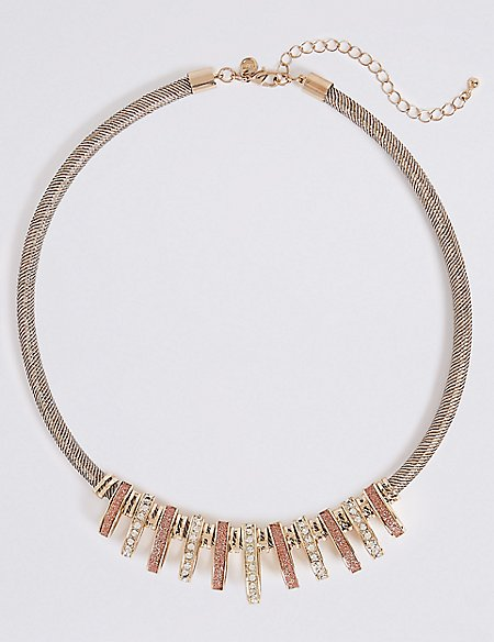 Bling Collar Necklace