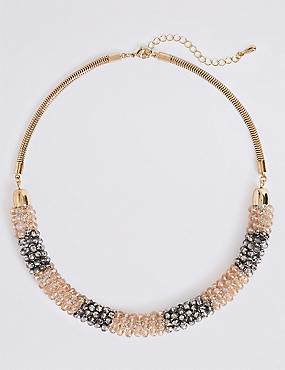 Crystal Mix Up Necklace