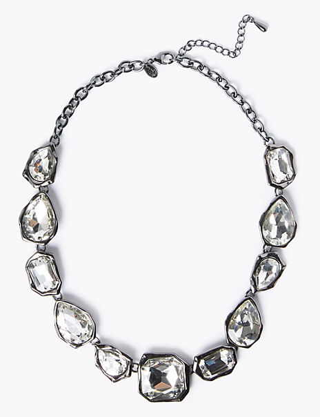 Gem Collar Necklace