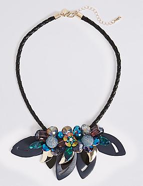 Botanical Bauble Necklace