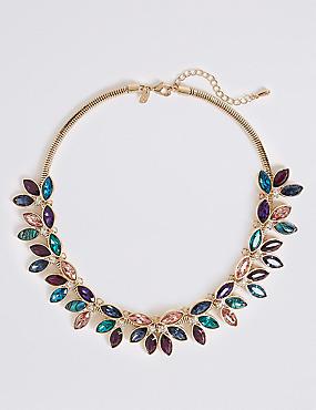 Triple Petal Necklace