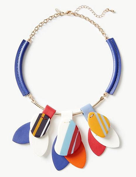 Urban Shape Collar Necklace