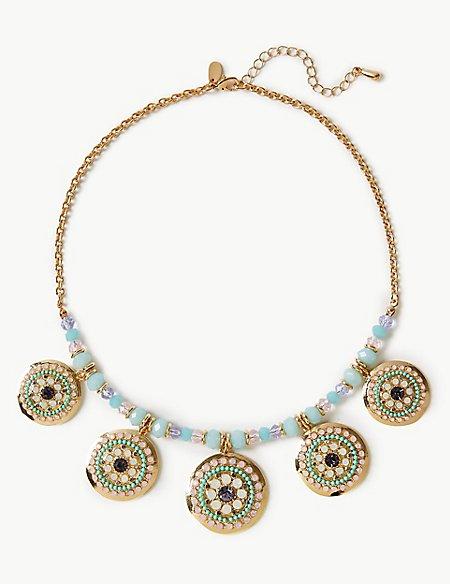 Blossom Collar Necklace