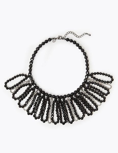 Loopy Loop Collar Necklace
