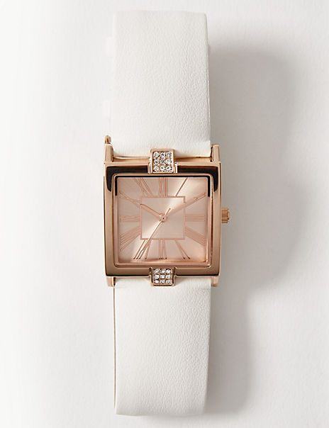 Sparkle Square Watch