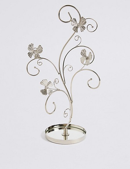 Flutter Butterfly Tree Jewellery Holder