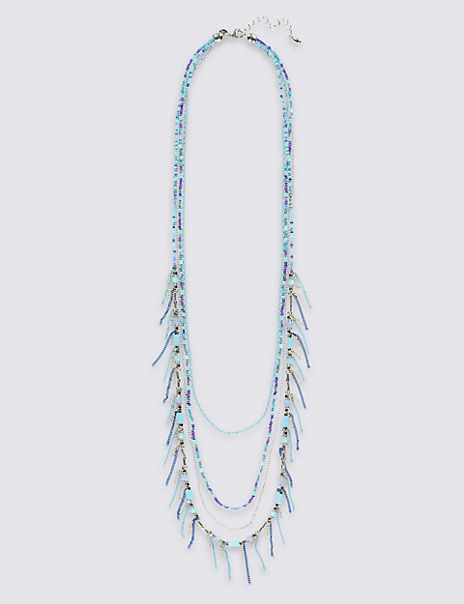 Reef Chains Long Necklace