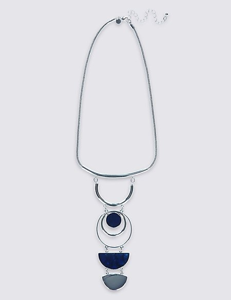 Clean Shapes Necklace