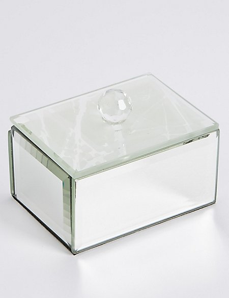 Mini Frost Jewellery Box