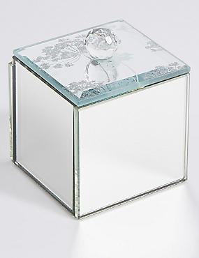 Mini Cherry Blossom Trinket Box