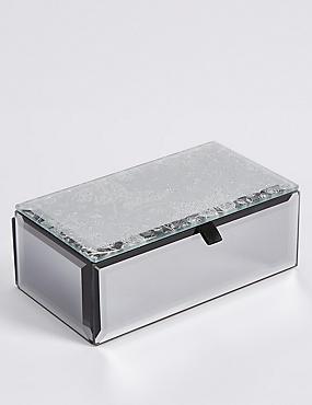 Glitter Butterfly Jewellery Box , , catlanding