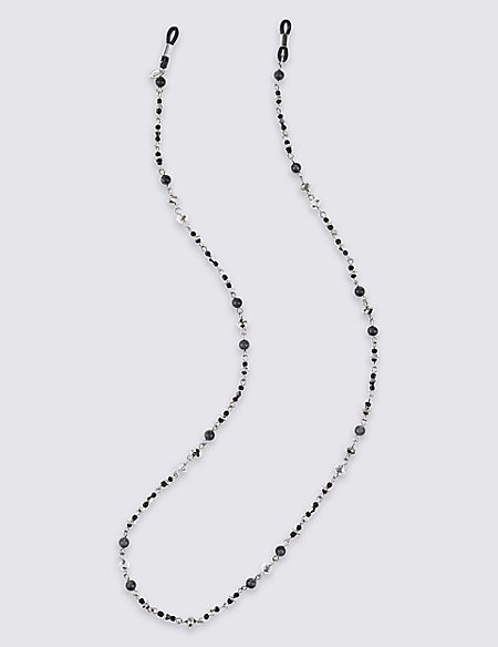 Multi-Bead Glasses Chain
