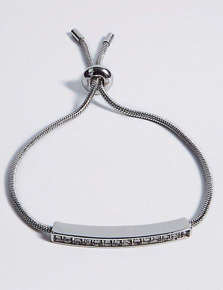 Sparkle Bar Bracelet