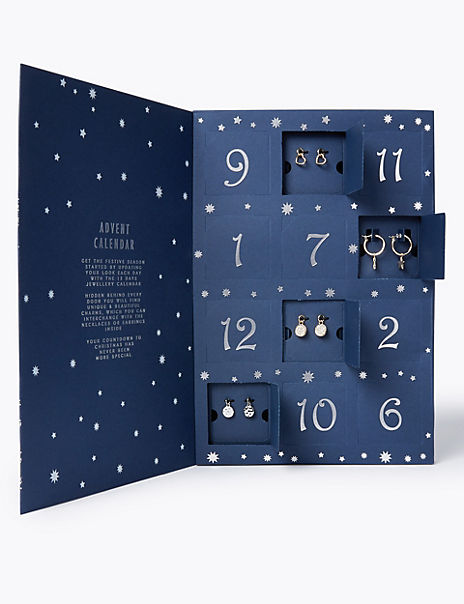 Christmas Jewellery Advent Calendar