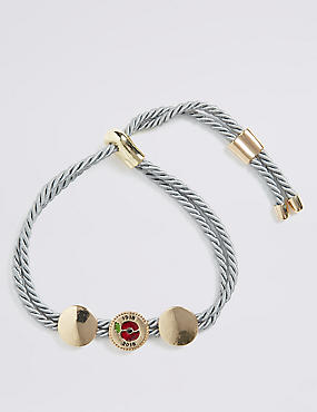 The Poppy Collection® Friendship Bracelet