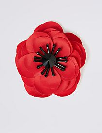 The Poppy Collection® Poppy Corsage