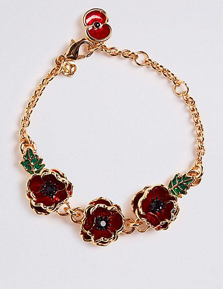 The Poppy Collection® Bill Skinner Limited Edition Bracelet